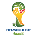 FIFA World Cup 2014 logó